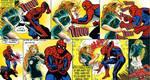 Sylvia met Spider-Man
