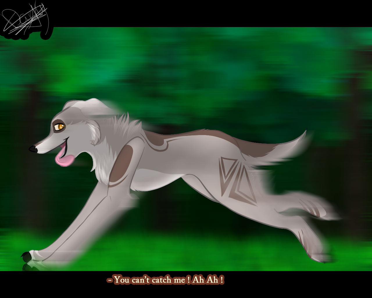 L'avenue des Dessins. You_can__t_catch_me__by_darkness_the_wolf_60-d4ohxis