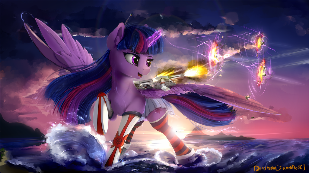 Yamato Twilight by DiscordTheGE