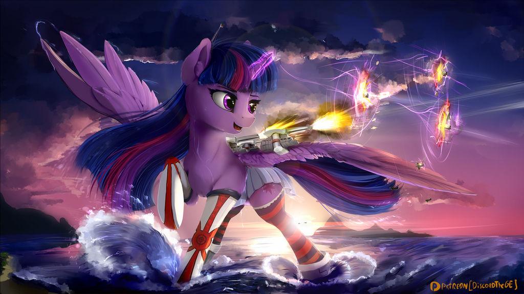 Yamato Twilight