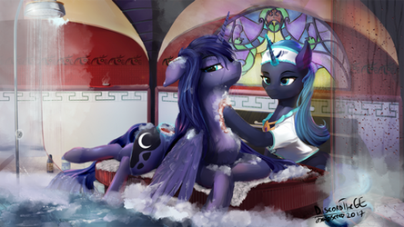 Heat of the east by DiscordTheGE