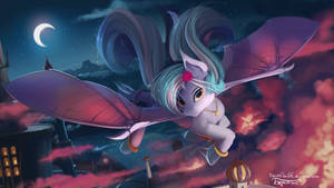 Flying to the dawn by DiscordTheGE
