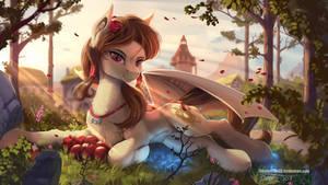 Threat of apples