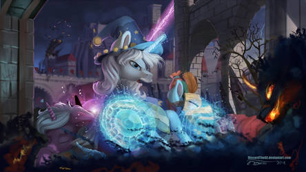 Symphony of the void pt.2 by DiscordTheGE