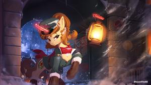 Night patrol by DiscordTheGE