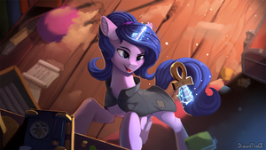 House of Antiquities by DiscordTheGE