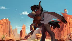 <b>Desert Rider</b><br><i>DiscordTheGE</i>