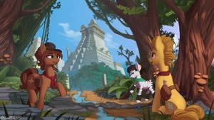 Jungle pioneers