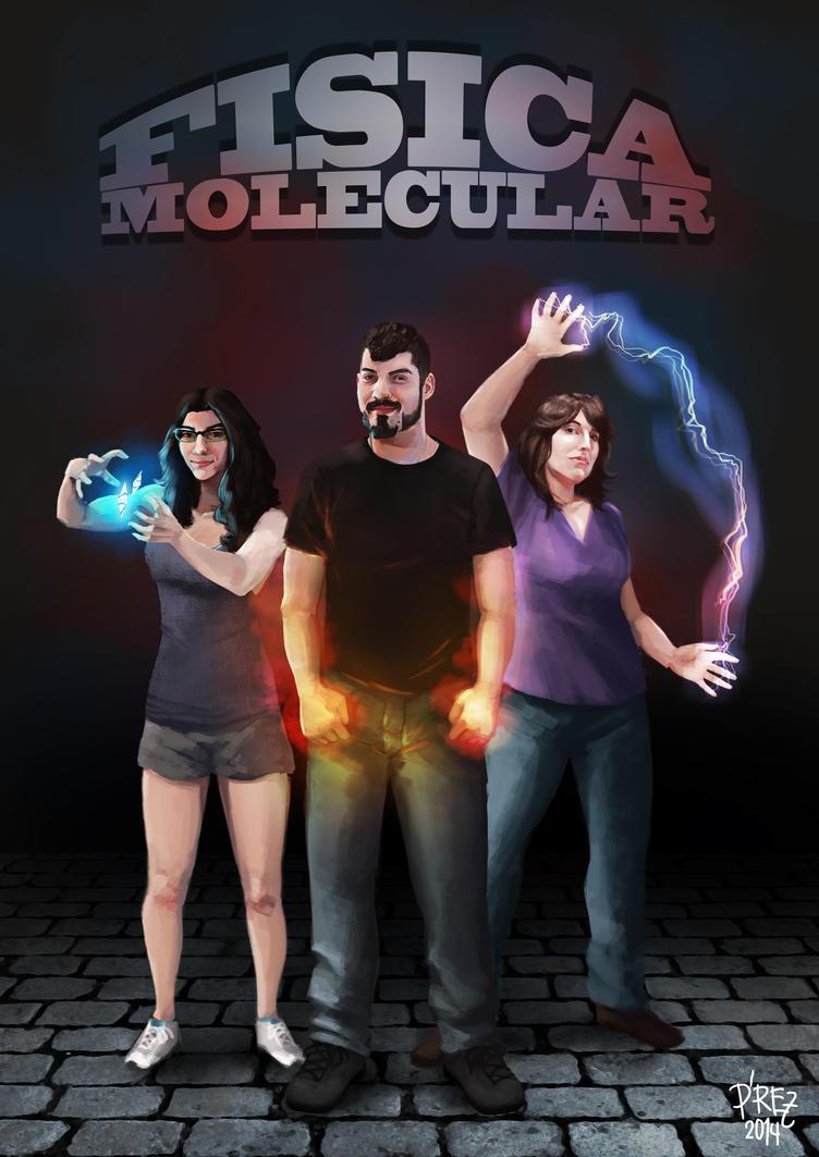 Fisica Molecular by zMallister