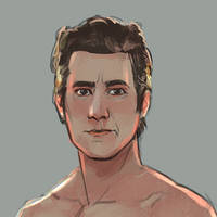 Marcus Kane Face 1