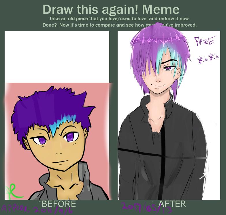 Draw It Again Flaze by flaze555
