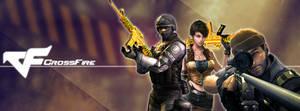 Cross Fire (MMOFPS Game) - Coloured/Original
