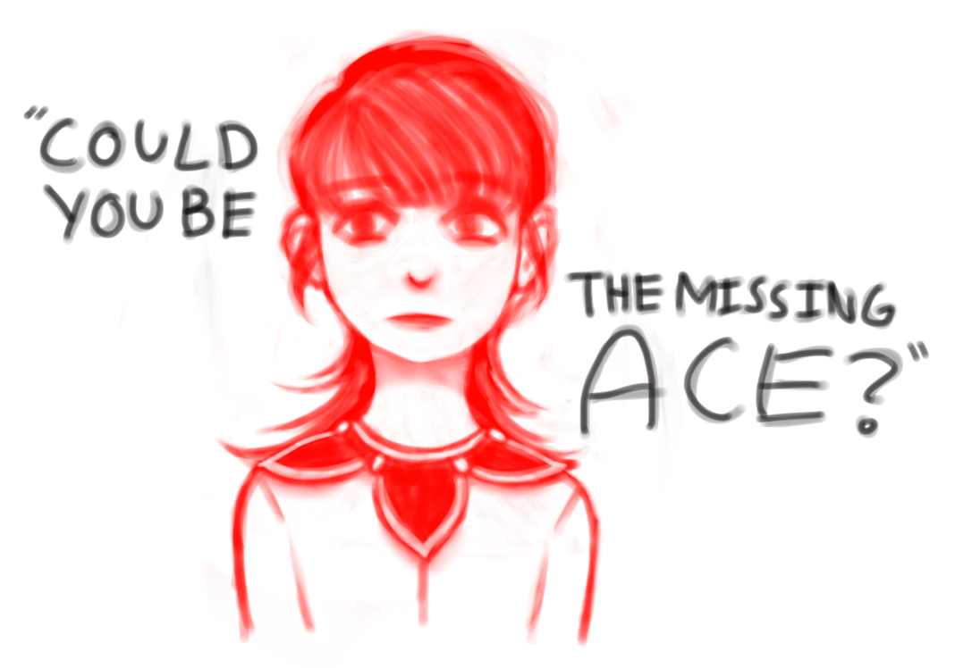 the missing ace by Keyaboo