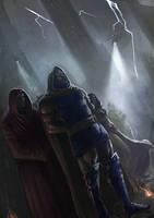 Darkseid's Elite by Memed