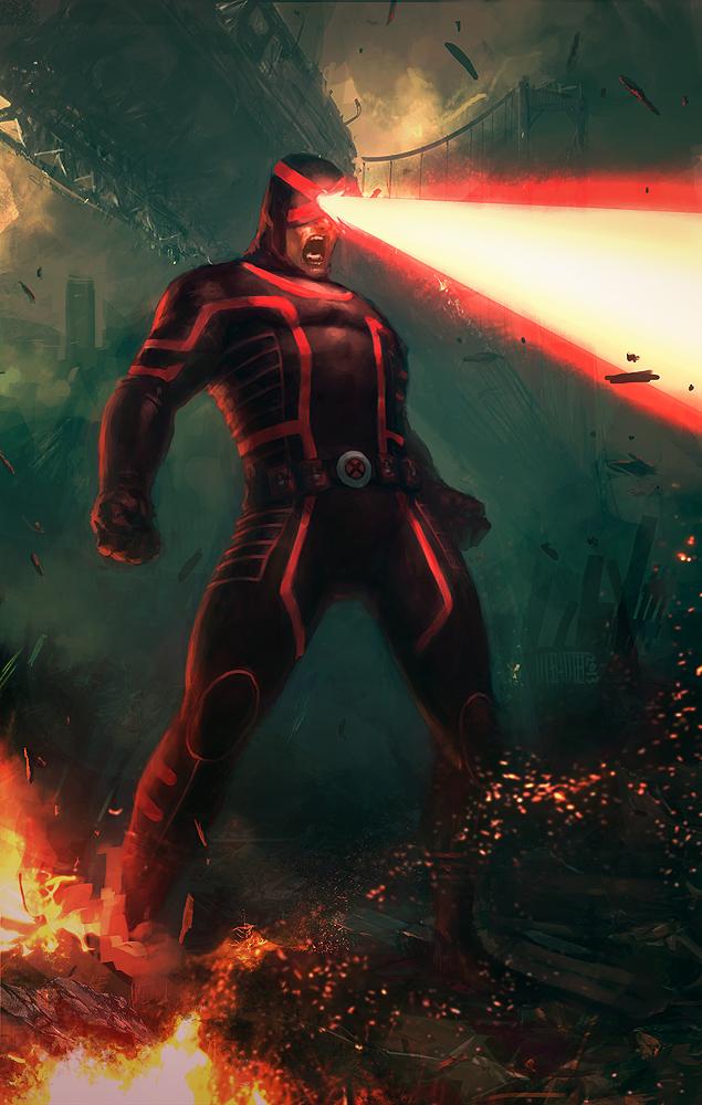X Men Cyclops Drawings Cyclops by Memed on De...