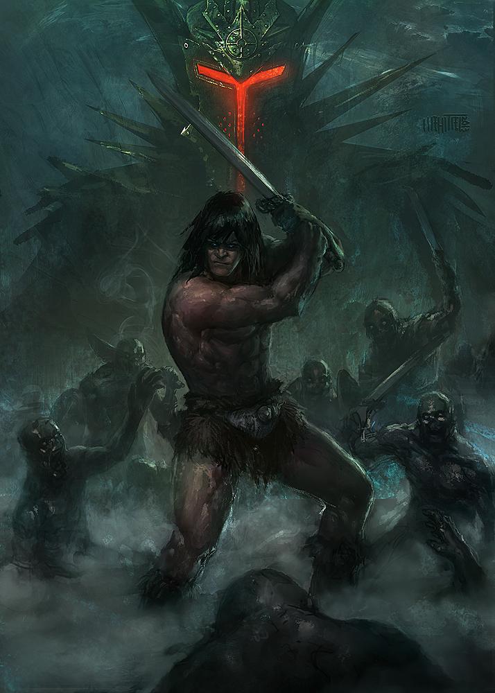 Conan by Memed