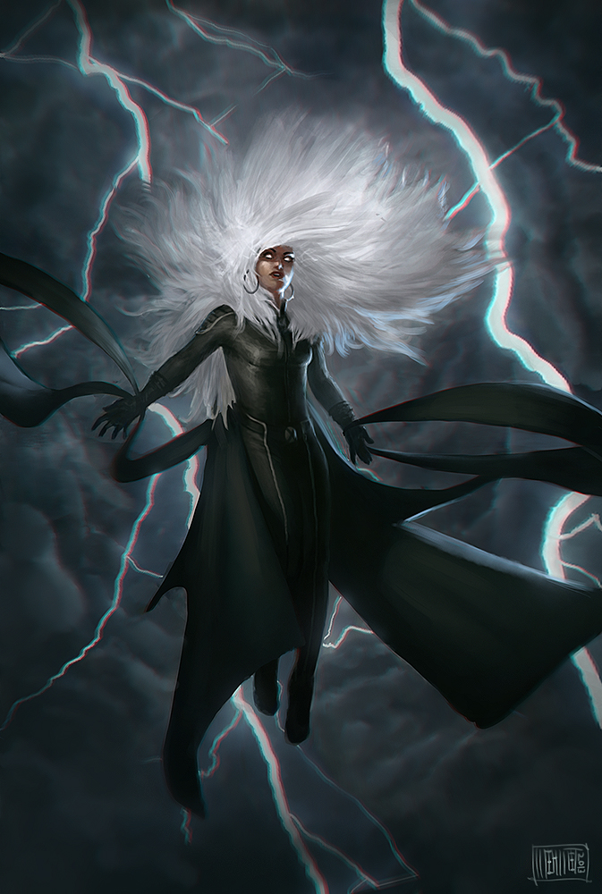 Storm by Memed