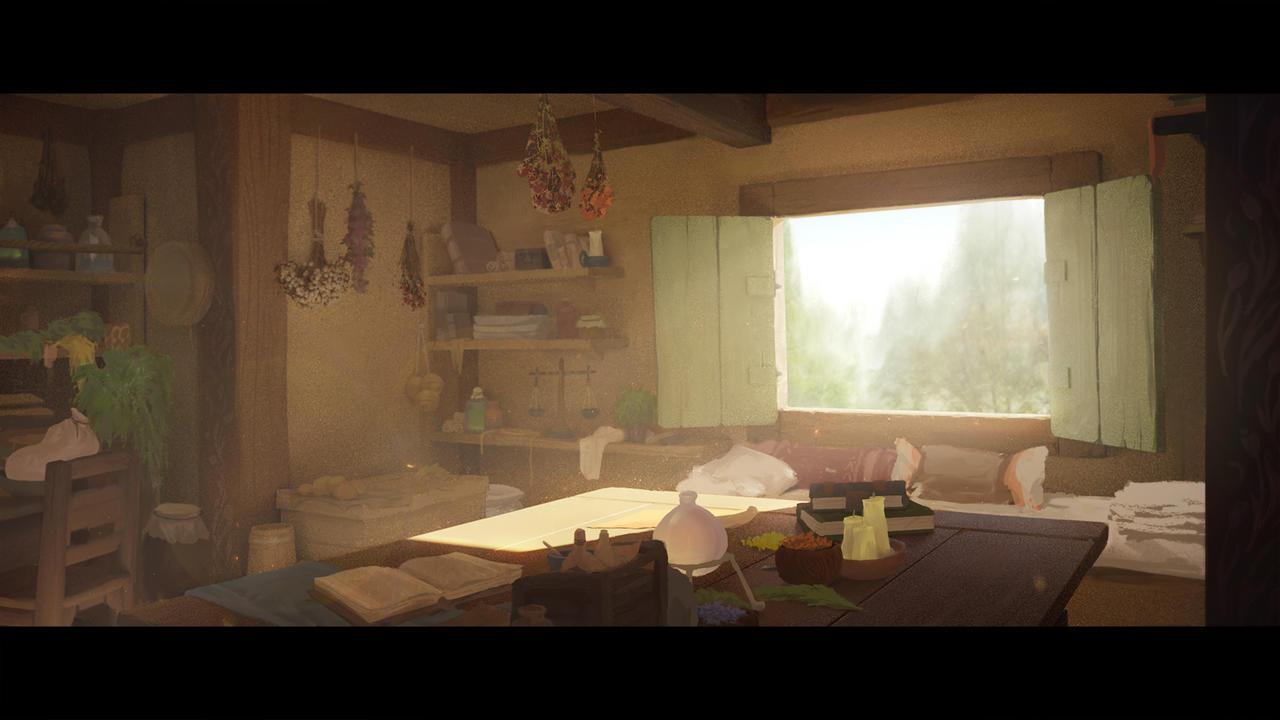 Room (Final Concept)