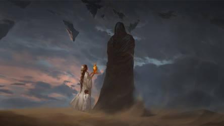 The Encounter, Seyyah