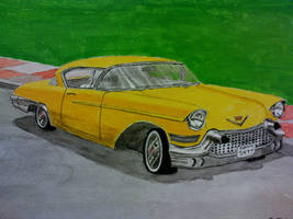 Cadillac Eldorado 1957
