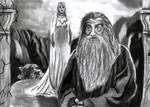 Mithrandir why the halfling ? by SLY-2