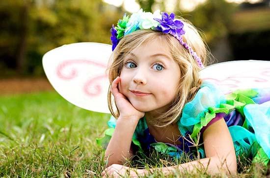 cute little girl by art of us all on deviantart