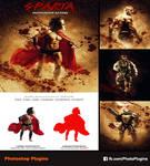 Sparta - Photoshop Action