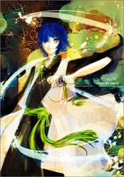 I have a sword full of shinies by Pochi-mochi
