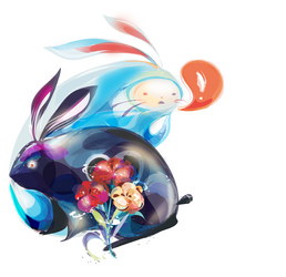 Flower Shock by Pochi-mochi