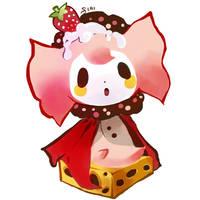 Madoka Magica: Charlotte by Pochi-mochi