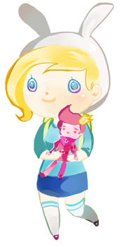 Adventure Time: Fionna and Prince Gumball