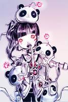 Self Destruction by Pochi-mochi