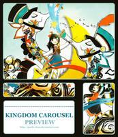 Kingdom Carousel Preview by Pochi-mochi