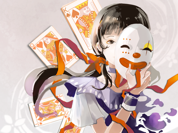 Karakuri Pierrot by Pochi-mochi
