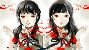 Crimson Identity by Pochi-mochi