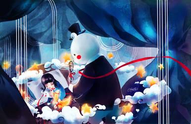 Celestial Slumber by Pochi-mochi