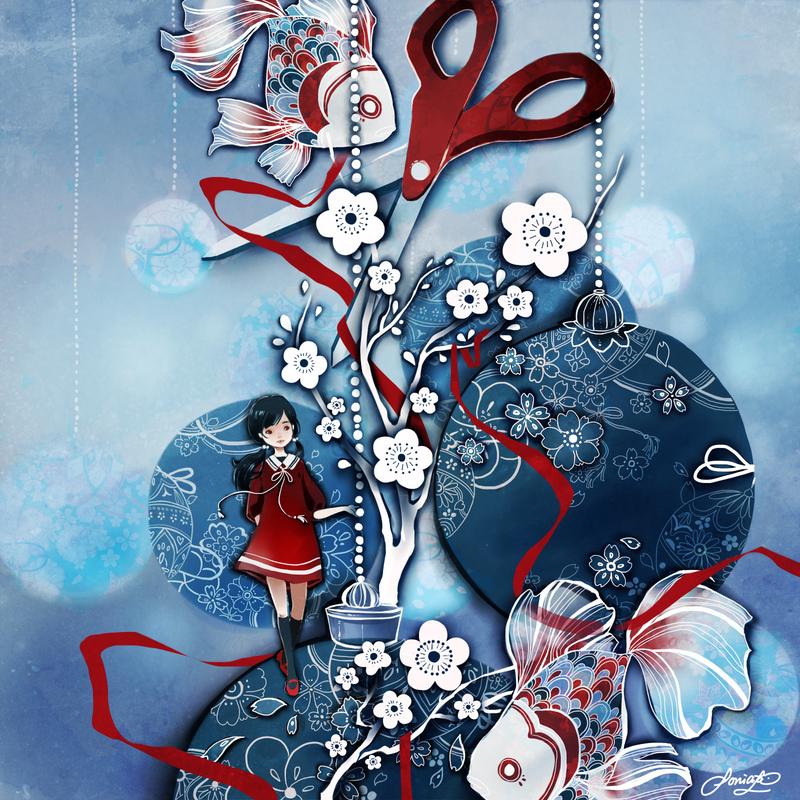 Goodbye Winter by Pochi-mochi