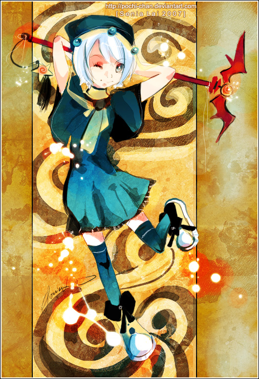 It's Magic Time by Pochi-mochi