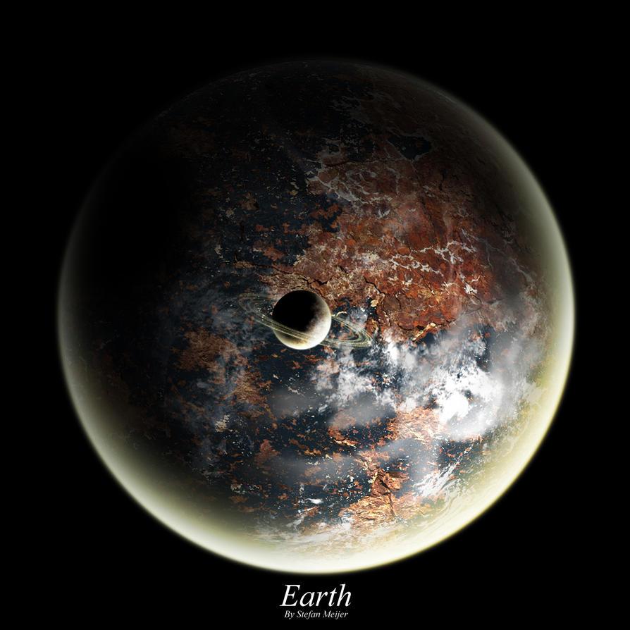 Earth by StefanMeijer