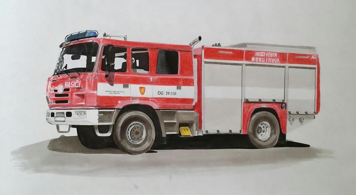 Tatra 815 CAS20 by xMadish
