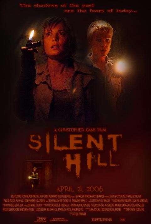 Silent Hill Movie Poster 3 By Crimson X On Deviantart