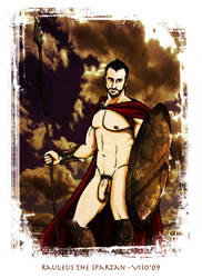 The Spartan by Disyonky