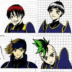 Grupo Elite by LordDCloud