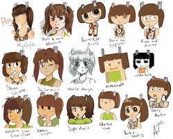 Style Challenge by Artist-squared