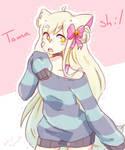 sketch comm-Tamashi