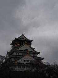 Osaka-jo by Kyohei-Kashima