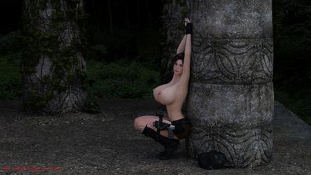 Lara boobs 8 by ddpepsi