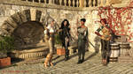 Witcher Girls at Yaja Villa 3 by ddpepsi