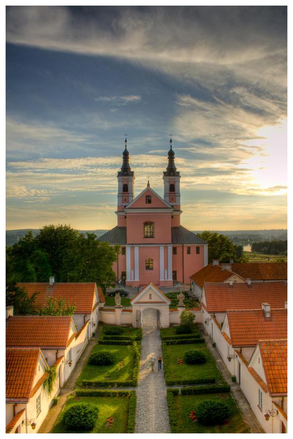 Klasztor Wigierski by Siemion