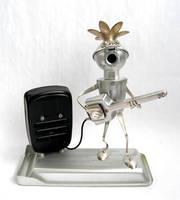 Ritan - Robot Sculpture by adoptabot